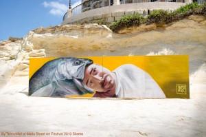 Malta Street Art Festival 2015