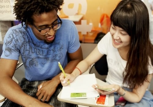 CPE , examination and certification of international English , preparation courses abroad , writing