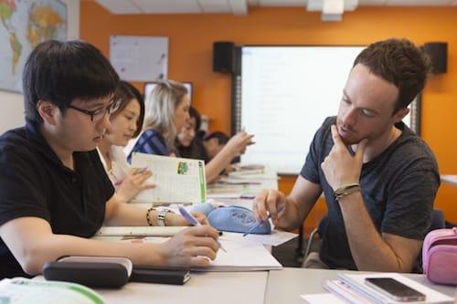 examen IELTS à Vancouver