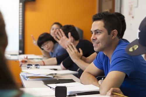 examen TOEFL à Vancouver